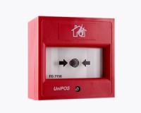 Пожарный адресный ручной извещатель UniPOS  [FD7150]