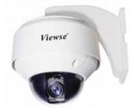 Купольная высокоскоростная поворотная цветная видеокамеры Viewse - [VC-850]